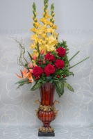 Hoa Lụa Nghệ Thuật HTP035
